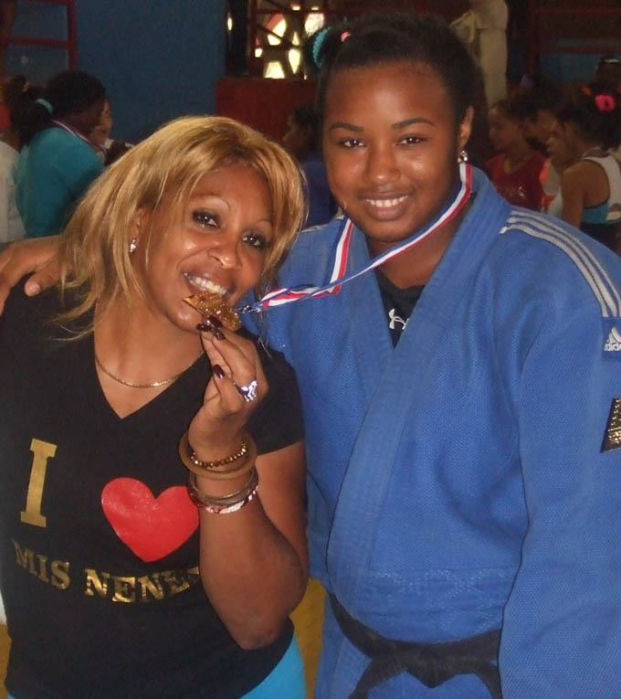 II Gran Prix de Judo de La Habana: un Tren por el Coliseo