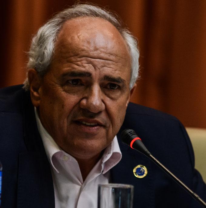Exige Secretario General de Unasur fin del bloqueo a Cuba