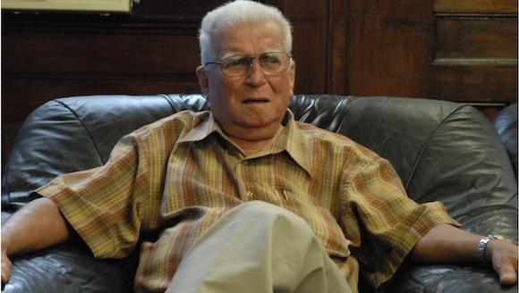 Falleció Ernesto Vera Méndez, presidente de honor de la UPEC