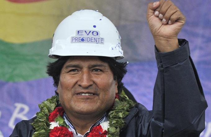 Presidente boliviano agradece respaldo de clase obrera