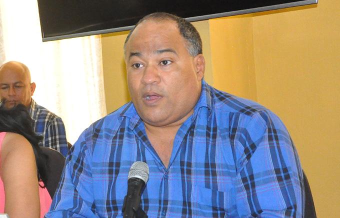 Federico Hernández Hernández, primer secretario del PCC en Granma