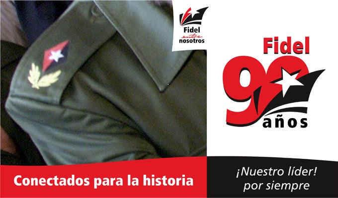 Presentan en Granma campaña Fidel entre nosotros