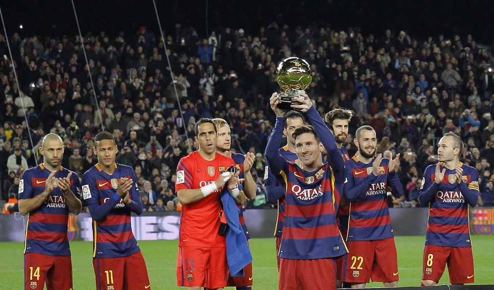 """Messi, de su futuro: """"Nunca jugaré en otro club europeo"""""""