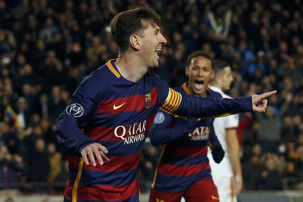 Messi, el mejor creador de juego del año 2015 para IFFHS