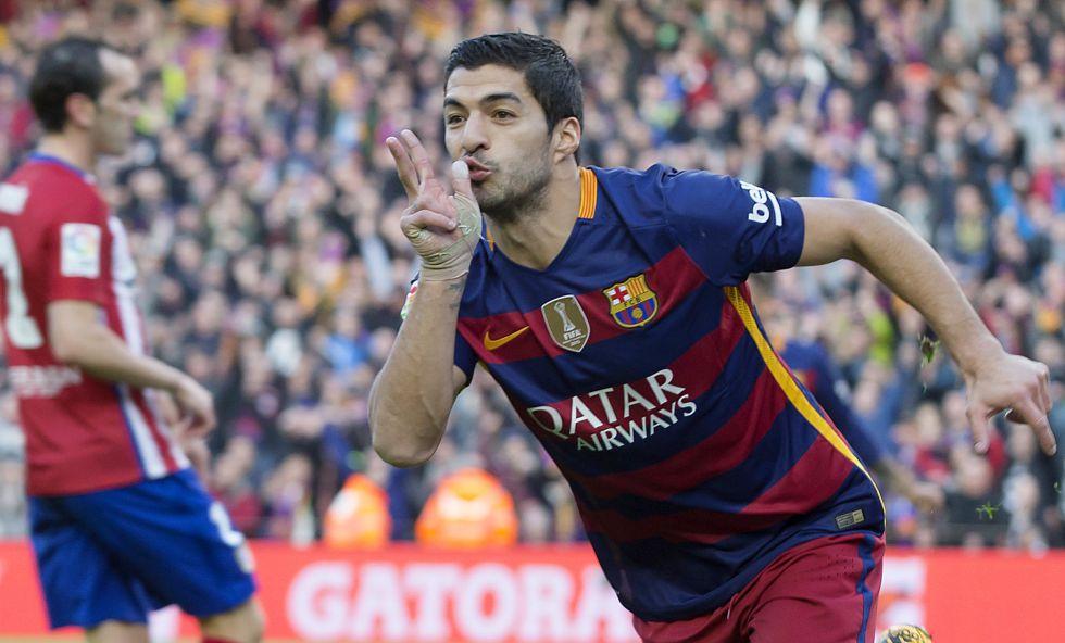 Suicidio del Atleti ante el Barça