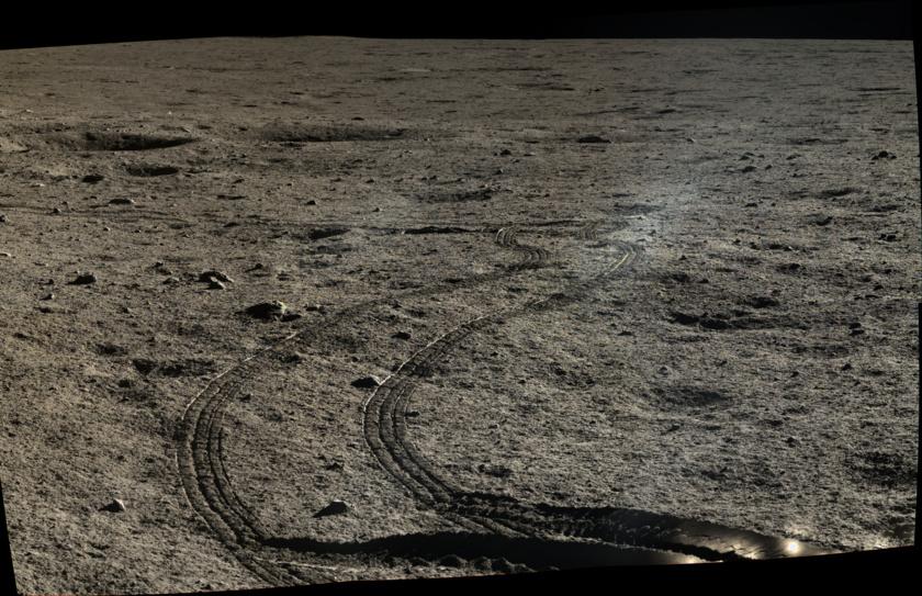 China difunde las primeras imágenes HD de su misión en la Luna (+ fotos)