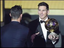 Estos son los récords que Ronaldo y Messi no han batido