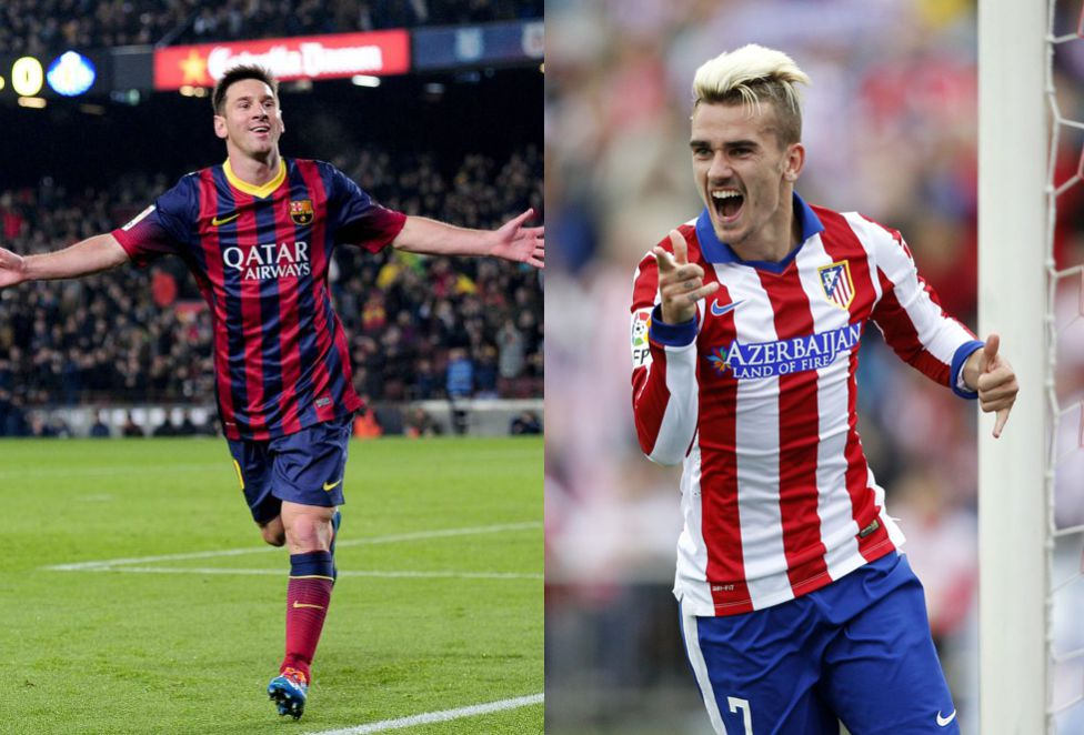 Barcelona y Atlético se juegan el pase a semifinales