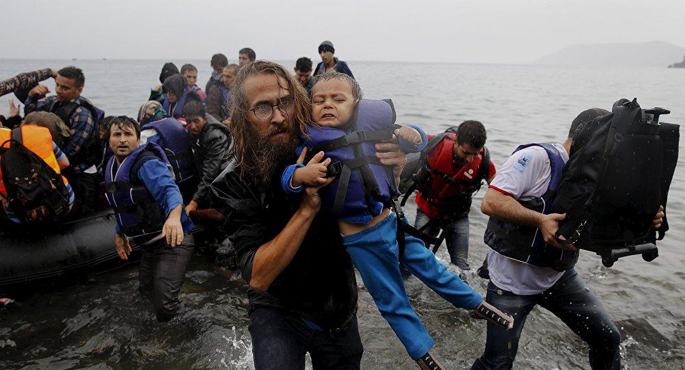 Asciende a 33 el número de muertos en un naufragio cerca de Turquía