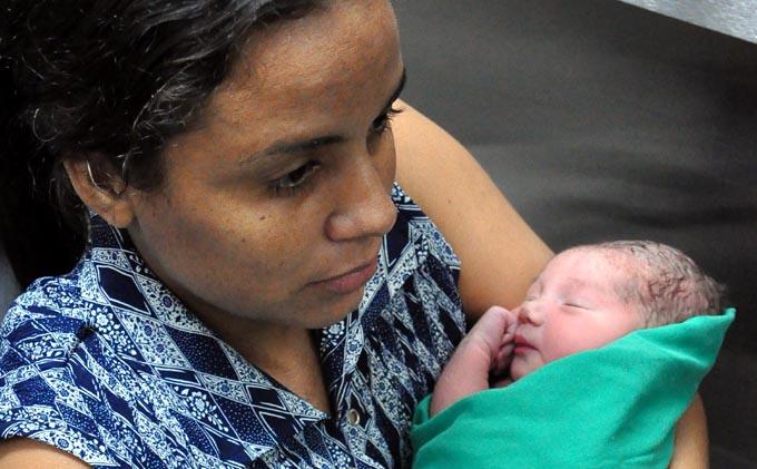 Cerró Granma con una tasa de mortalidad infantil de 3,8 en el 2015