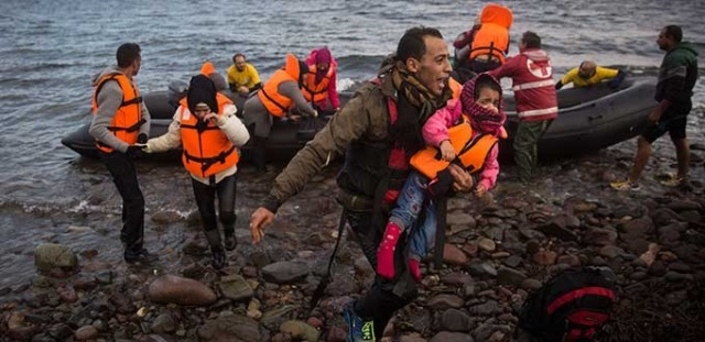 Al menos 24 muertos tras naufragio en aguas griegas
