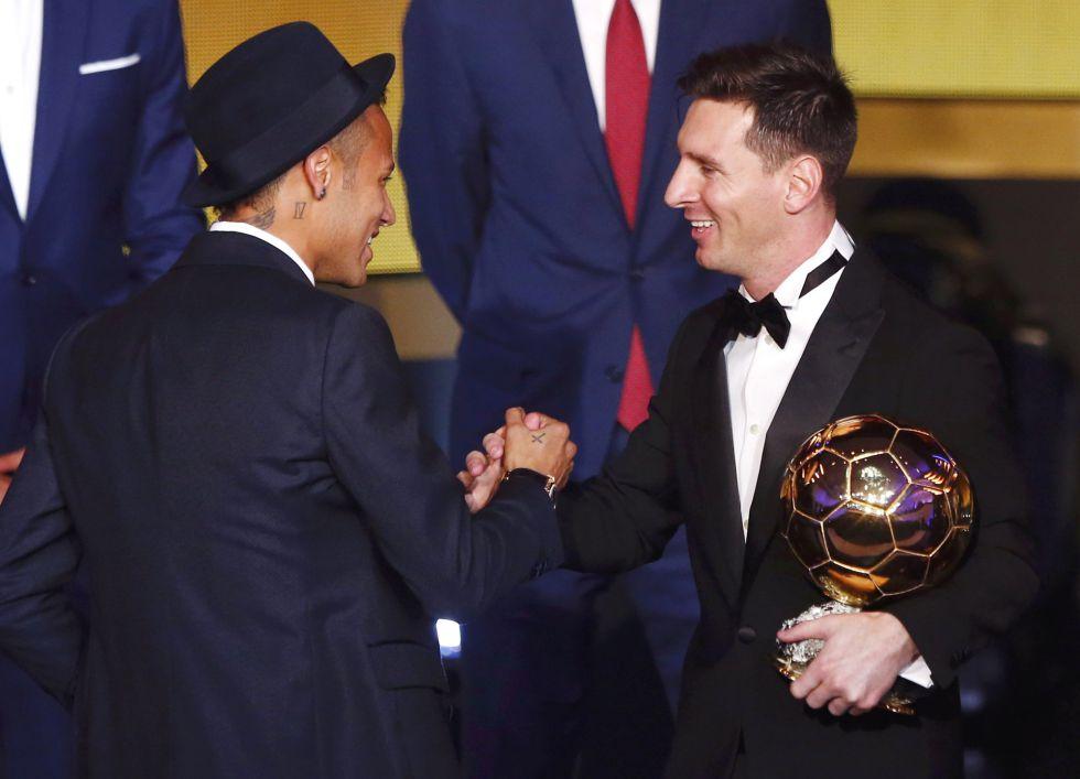 El Barça lidera el ránking por equipos con 11 Balones de Oro