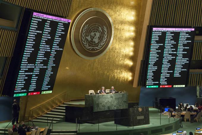Latinoamérica y Caribe apoyan revitalización de Asamblea General ONU