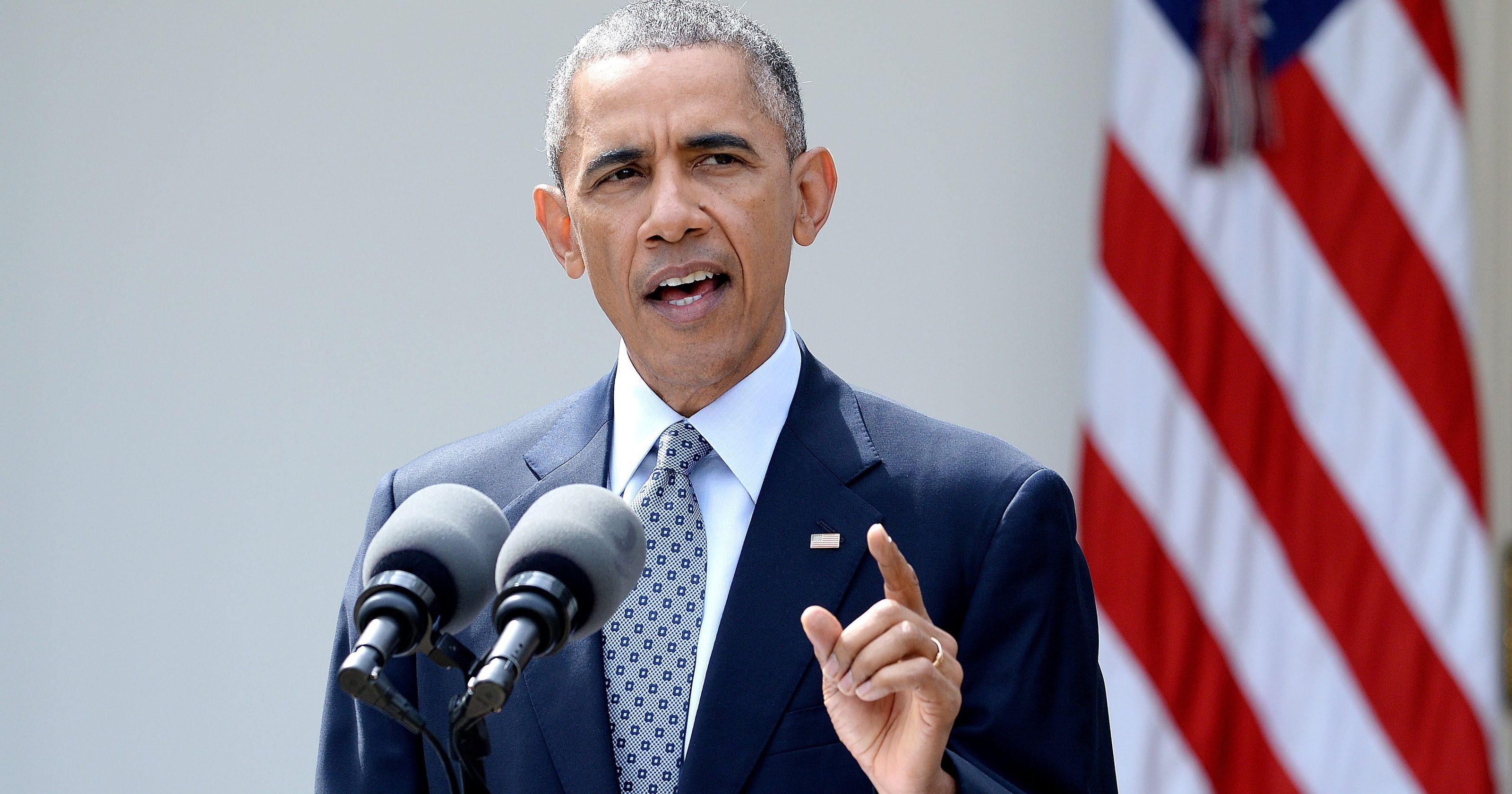 Obama: la violencia armada en EE.UU. es una crisis