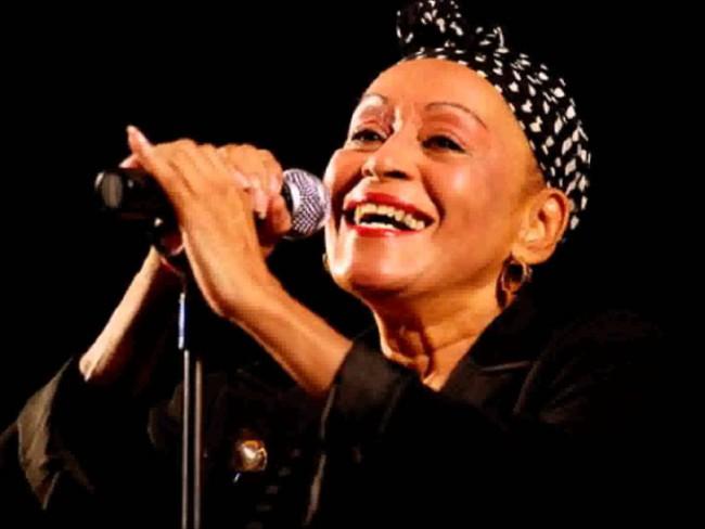 Omara Portuondo se presentará este domingo en la Plaza San Francisco de Asís