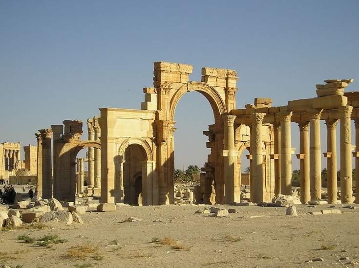 Siria: La dramática destrucción de un milenario patrimonio cultural