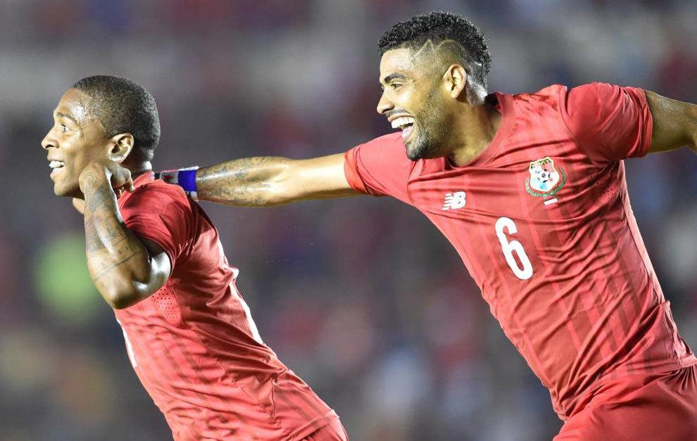 Panamá golea a Cuba y saca su pase a la Copa América Centenario