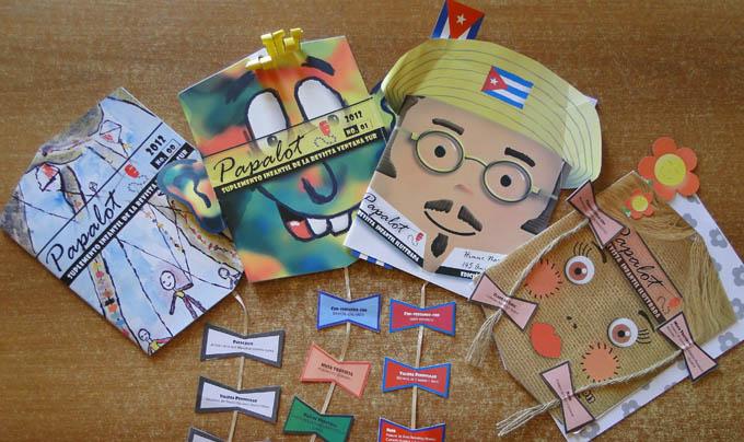 Papalote: Una revista martiana en el cielo de la infancia