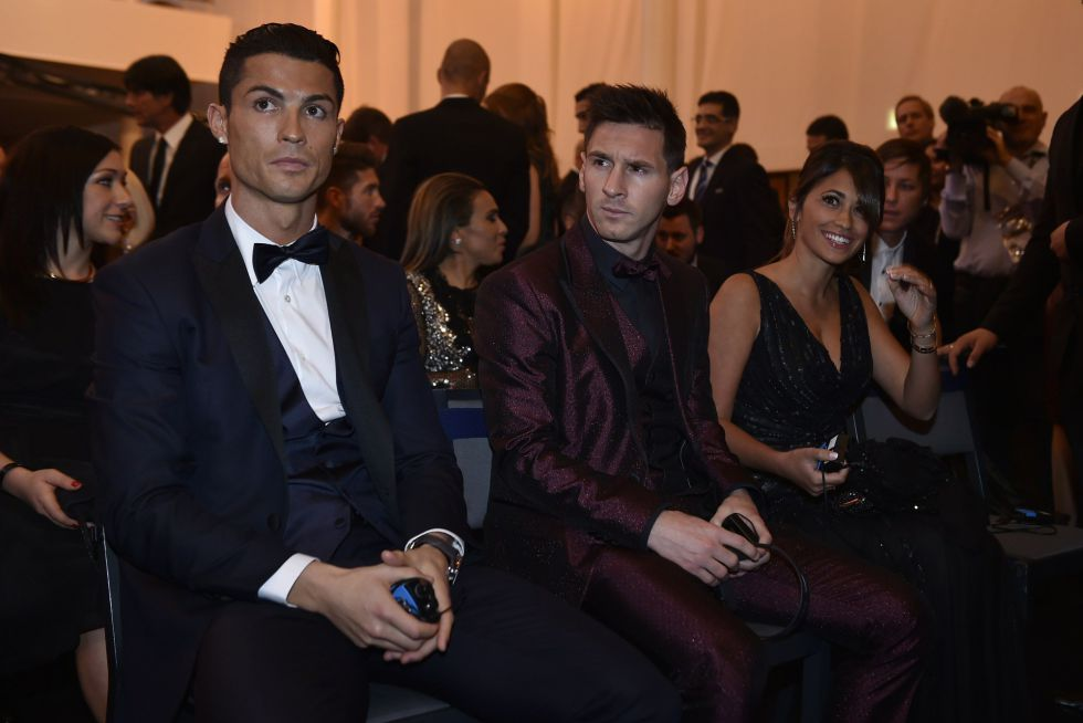 Messi hará historia hoy en Zúrich con su quinto Balón de Oro