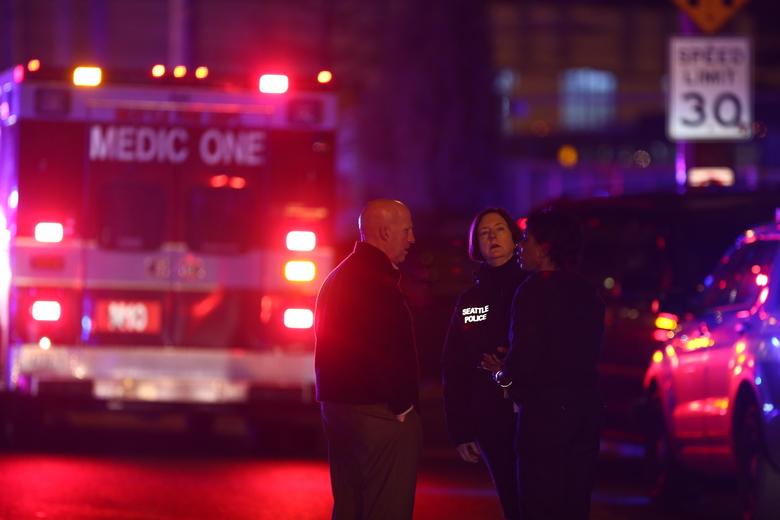 Dos muertos y tres heridos en balacera en Seattle, EE.UU