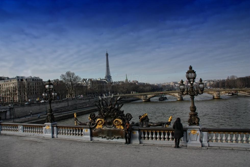 El río Sena: historia de larga data con París