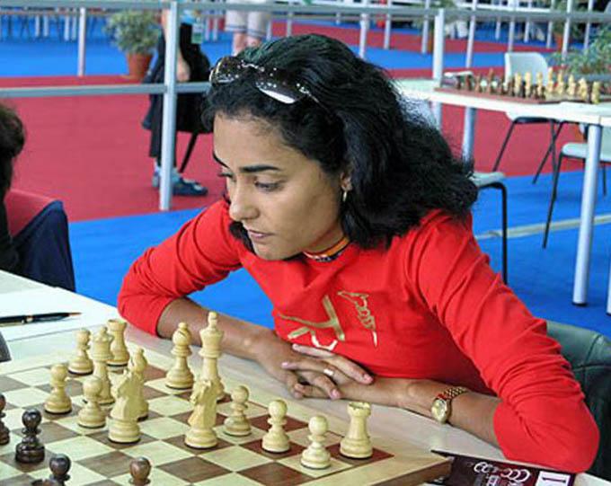 Nacional de ajedrez (F): Sulennis competirá en Cienfuegos