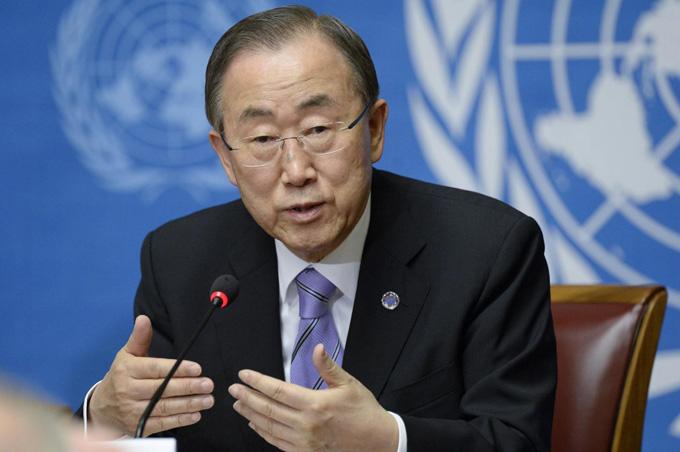 ONU destina 100 millones de dólares para atender nueve emergencias