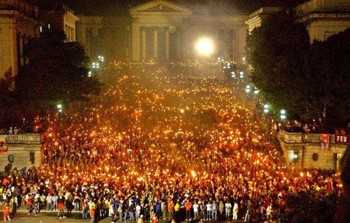 Jóvenes cubanos iluminarán Cuba en homenaje a José Martí