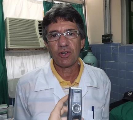 Beneficia ozonoterapia a centenares de pacientes en Manzanillo
