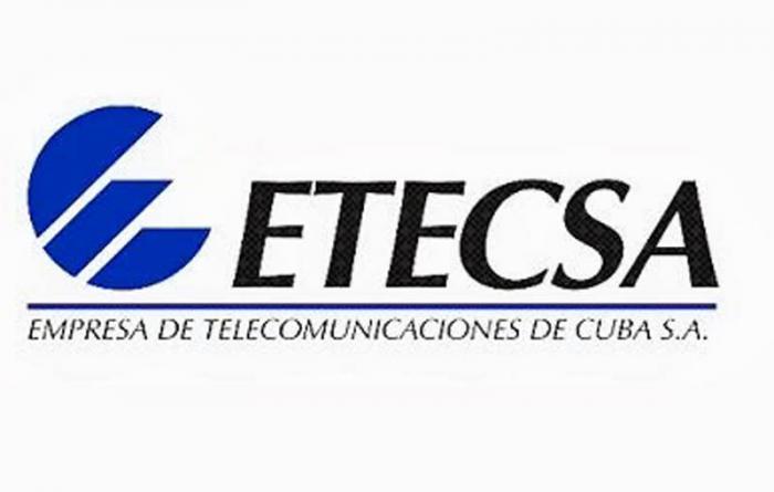 Nota informativa de ETECSA sobre afectación del servicio de correo 7 de enero de 2016