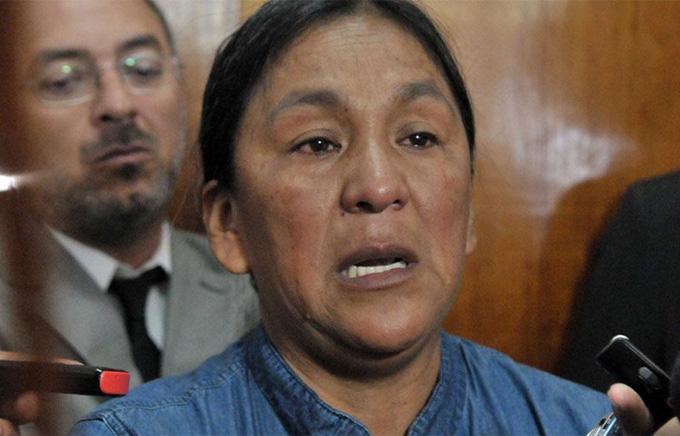 Líder social argentina seguirá detenida, ahora por otra causa