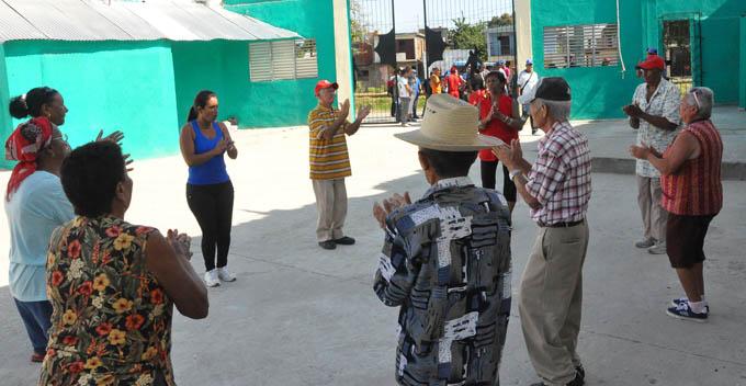 Palacio de las artes marciales, en Bayamo: a fuerza de voluntad
