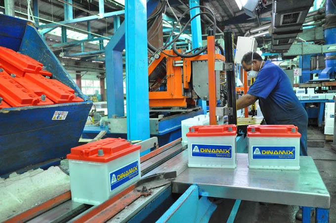 Nuevo reto productivo en Fábrica de Acumuladores de Manzanillo
