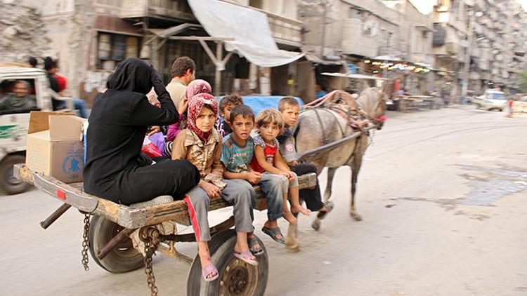 La terrible verdad de lo que está pasando en Alepo