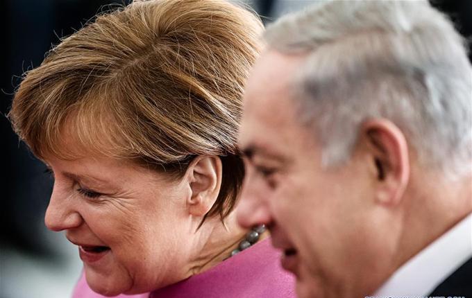Alemania normalizará relaciones con Irán sólo si reconoce a Israel: Merkel