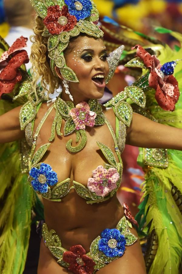 El Carnaval de Río de Janeiro bate todos los récords en 2016 (+ fotos)