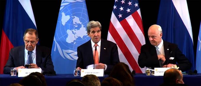 Acuerdan la implementación de un cese al fuego a nivel nacional en Siria