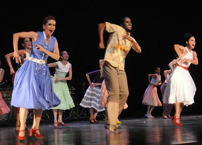 Convocan al Concurso de creación coreográfica Escena Abierta