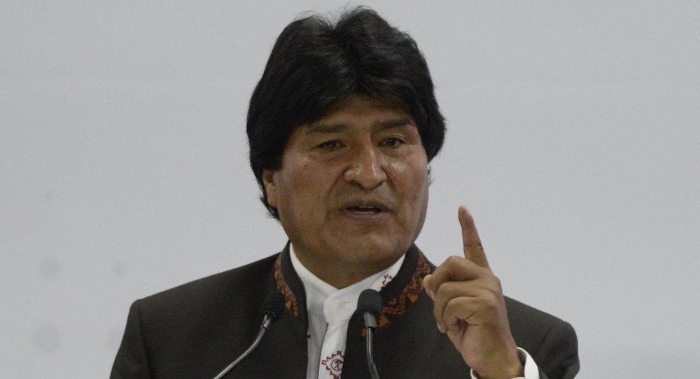 Estados Unidos está matando el futuro de Bolivia