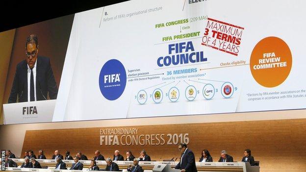 Cortafuegos a la corrupción en la FIFA