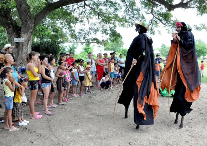 Cruzada teatral Guantánamo-Baracoa celebra 25 años de Andante