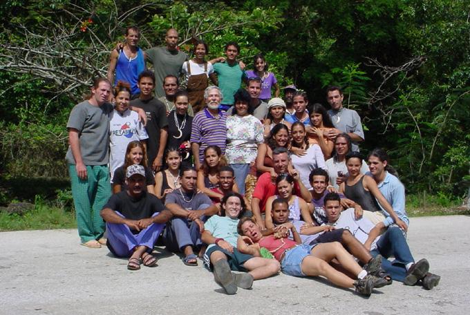 Guerrilla de Teatreros festejará sus 25 en la Sierra Maestra