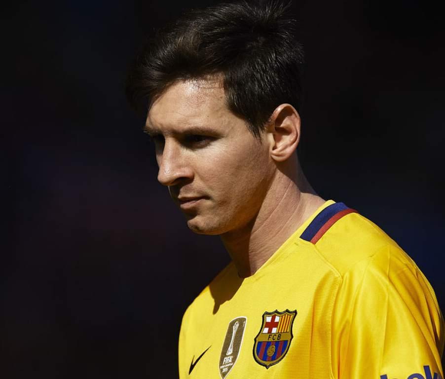 Mañana, litotricia a Messi para eliminar residuos renales