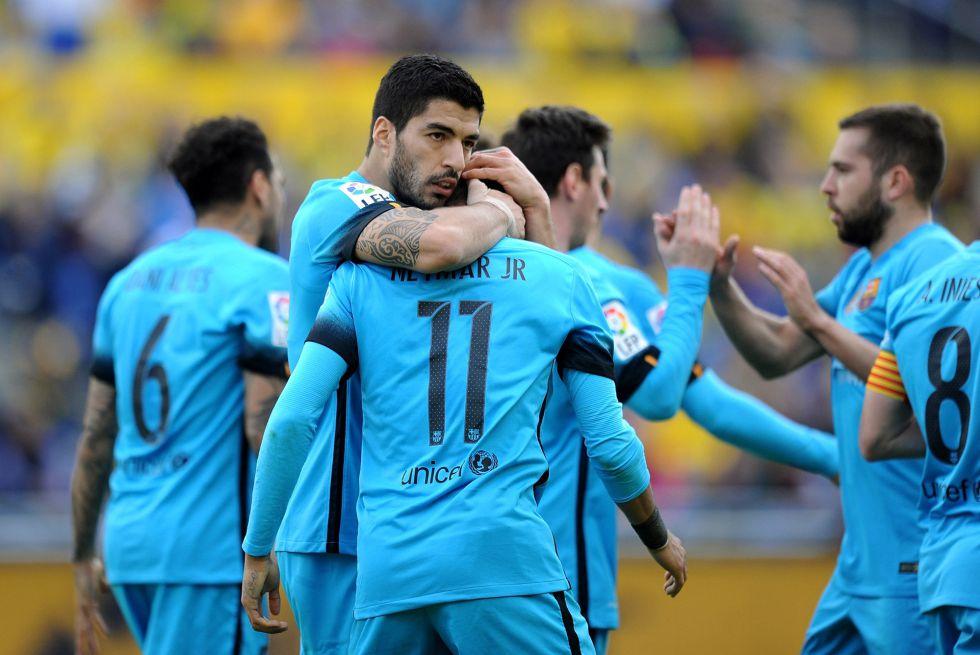El otro Barça gana jugando mal