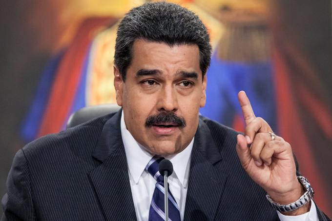 Presidente Maduro defiende unión cívico-militar en Venezuela