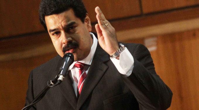 Presidente Maduro critica campaña mediática contra homólogo boliviano