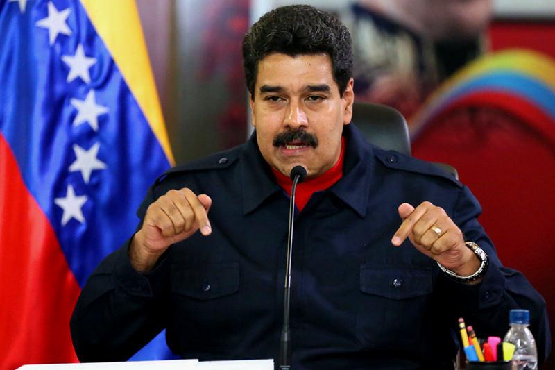 Maduro reiteró su compromiso con el diálogo y la concertación nacional