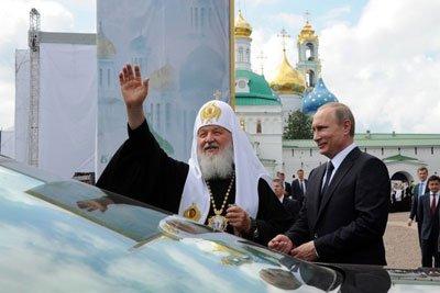 Partió Patriarca ruso Kirill rumbo a Cuba