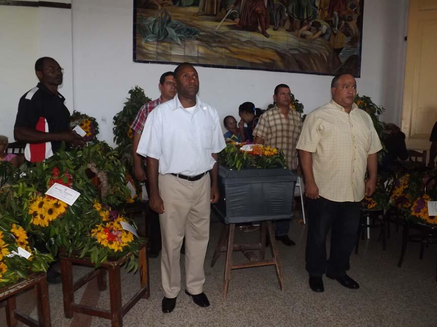 Sepultado cantante fundador de la Original de Manzanillo