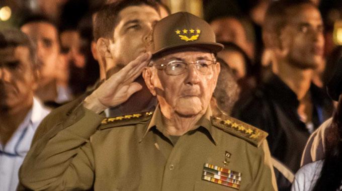 Eligen a Raúl Castro delegado al VII Congreso del Partido